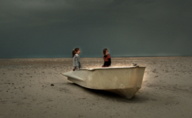 Zhalanasz - empty shore