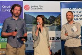 """Kuba Kosma (TAKFILM), Marta Wójtowicz-Wcisło, Mateusz Romaszkan - """"Trophy"""""""