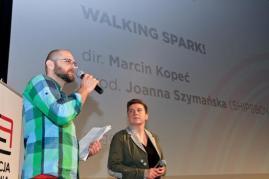 "Joanna Szymańska (Shipsboy), Marcin Kopeć - ""Walking Spark!"""
