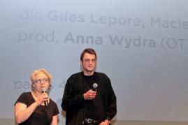 "Anna Wydra (Otter Films), Maciej Mądracki - ""Noislessly"""
