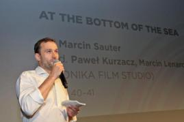 "Marcin Lenarczyk - ""At the bottom of the sea"", dir. Marcin Sauter"