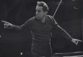 PORTRET DYRYGENTA | reż. Ludwik Perski