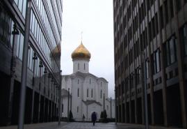 MOSCOW FROM DAWN TILL DUSK | dir. Maciej Drygas, Mirosław Dembiński, Maciej Drygas