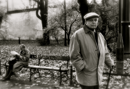 Walc z Miłoszem | reż. Bo Persson, Joanna Helander