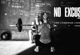 NO EXCUSES | dir. Miguel Gaudencio