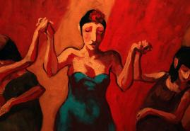 TANGO OF LONGING | dir. Marta Szymańska
