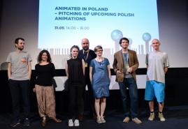 REPORT ON THE PITCHING ANIMATED IN POLAND