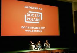 OSTATNIE DNI NABORU PROJEKTÓW NA DOC LAB POLAND 2019