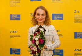 """MARTA PAJEK AND HER """"IMPOSSIBLE FIGURES AND OTHER STORIES II"""" AWARDED AT 56TH KFF"""