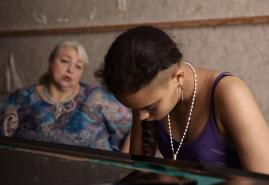"""THE REVIEW OF THE FILM """"PIANO"""" BY VITA MARIA DRYGAS"""