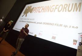 PODSUMOWANIE PITCHING FORUM NA FESTIWALU FILMOWYM NNW