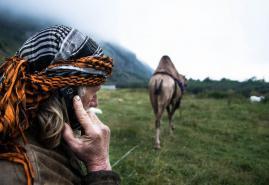 """GORAN THE CAMEL MAN"" AWARDED IN PÄRNU"
