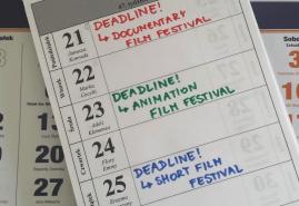 DEADLINE W GRUDNIU, CZYLI NA JAKI FESTIWAL ZGŁOSIĆ FILM ANIMOWANY
