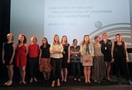 PITCHING ANITMATED IN POLAND AT 56TH KRAKOW FILM FESTIVAL