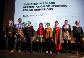 NABÓR PROJEKTÓW NA ANIMATED IN POLAND - PITCHING W RAMACH KFF INDUSTRY ONLINE