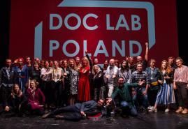 DOKUMENTALISTO! ZGŁOŚ SIĘ NA DOC LAB POLAND 2020