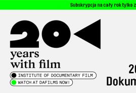 OBCHODY 20-LECIA IDF NA DAFILMS