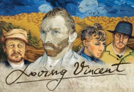 """""""LOVING VINCENT"""" IN THE MAIN COMPETITION AT THE ANNECY FESTIVAL!"""