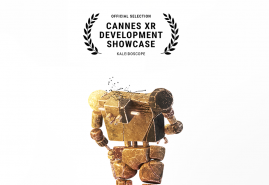 POLSKA ANIMACJA W CANNES XR DEVELOPMENT SHOWCASE