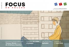 "NEW ISSUE OF ""FOCUS ON POLAND"" MAGAZINE"