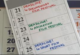 DEADLINE WE WRZEŚNIU, CZYLI NA JAKI FESTIWAL ZGŁOSIĆ FILM KRÓTKOMETRAŻOWY