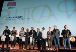 POLSKIE PRODUKCJE Z NAGRODAMI NA KRAKOWSKIM FESTIWALU FILMOWYM