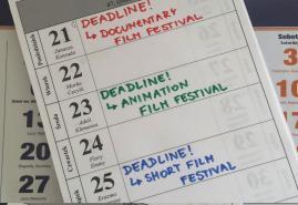 DEADLINE W MAJU, CZYLI NA JAKI FESTIWAL WYSŁAĆ FILM KRÓTKOMETRAŻOWY