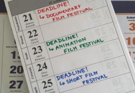 DEADLINE W KWIETNIU, CZYLI NA JAKI FESTIWAL ZGŁOSIĆ FILM DOKUMENTALNY