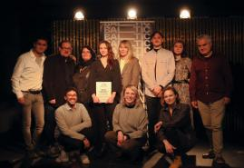 NEW PROJECT FROM MATEUSZ PACEWICZ AWARDED AT BALTIC PITCHING FORUM