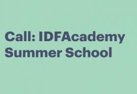 ZGŁOŚ SIĘ NA IDFACADEMY SUMMER SCHOOL