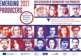 NIE PRZEGAP ZGŁOSZEŃ NA NA EMERGING PRODUCERS 2022