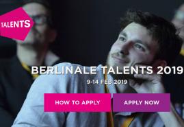 BERLINALE TALENTS 2019 CZEKA NA ZGŁOSZENIA