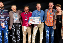 POLISH CO-PRODUCTION AWARDED AT THE CARTOON MOVIE