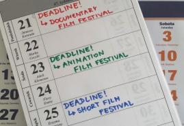 DEADLINE W PAŹDZIERNIKU, CZYLI NA JAKI FESTIWAL ZGŁOSIĆ FILM ANIMOWANY