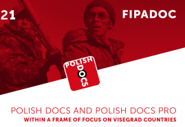 POLISH DOCUMENTARY CINEMA AS A PART OF FOCUS VISEGRAD AT FIPADOC IN FRANCE