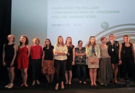 """OSTATNIE DNI ZGŁOSZEŃ NA """"ANIMATED IN POLAND"""""""