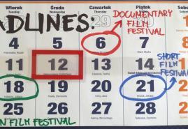 DEADLINE W STYCZNIU, CZYLI NA JAKIE FESTIWALE ZGŁOSIĆ SWÓJ FILM DOKUMENTALNY