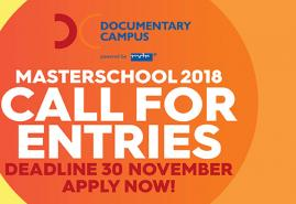 TRWA NABÓR NA DOCUMENTARY CAMPUS MASTERSCHOOL 2017