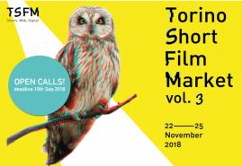 OSTATNIE DNI ZGŁOSZEŃ NA TORINO SHORT FILM MARKET