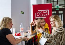 ZNAMY UCZESTNIKÓW DOC LAB POLAND 2021