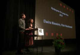 ELWIRA NIEWIERA AND PIOTR ROSOŁOWSKI AWARDED IN GERMANY