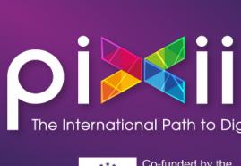 ZGŁOŚ SIĘ NA PIXII -THE INTERNATIONAL PATH TO DIGITAL CO-CREATION