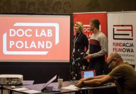 PROJEKTY ZAKWALIFIKOWANE NA DOC LAB POLAND 2020