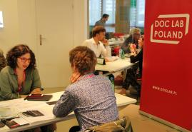 SUBMISSIONS FOR DOC LAB POLAND CO-PRODUCTION MARKET ARE OPEN