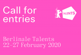 BERLINALE TALENTS 2020 CZEKA NA ZGŁOSZENIA