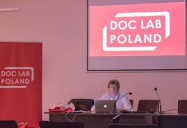 OTWARTE WYKŁADY DOC LAB POLAND NA WARSZAWSKIM FESTIWALU FILMOWYM