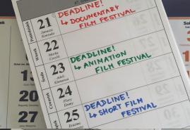 DEADLINE W STYCZNIU, CZYLI NA JAKIE FESTIWALE ZGŁOSIĆ SWÓJ FILM KRÓTKOMETRAŻOWY
