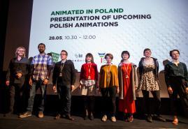 ANIMATED IN POLAND – PROJEKTY NAGRODZONE