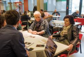 CALL FOR PROJECTS FOR CEDOC MARKET AT KFF INDUSTRY