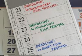 DEADLINE W LISTOPADZIE, CZYLI NA JAKI FESTIWAL ZGŁOSIĆ FILM KRÓTKOMETRAŻOWY